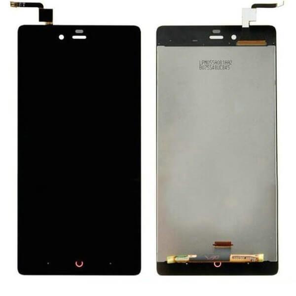 Дисплей в сборе с сенсорным стеклом для ZTE Nubia Z9 Max