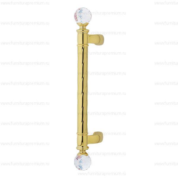 Ручка-скоба Linea Cali  Creative Crystal 1147 MN. Межосевое 550 мм.