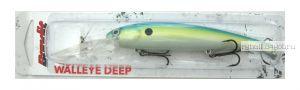 Воблер Bandit Walleye Deep 120 мм / 17,7 гр /Заглубление: до 8,1м / цвет: 2D78 Neon Shad