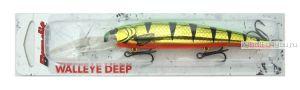 Воблер Bandit Walleye Deep 120 мм / 17,7 гр /Заглубление: до 8,1м / цвет: 2D90 Golden Perch