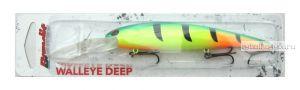 Воблер Bandit Walleye Deep 120 мм / 17,7 гр /Заглубление: до 8,1м / цвет: 2D97 Limpopo