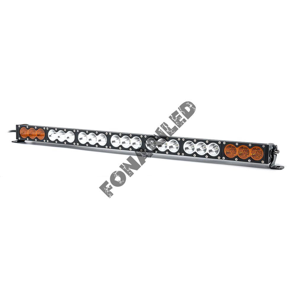 Однорядная светодиодная балка OBP-210W combo комбинированный свет (длина 96 см, 38 дюйма)