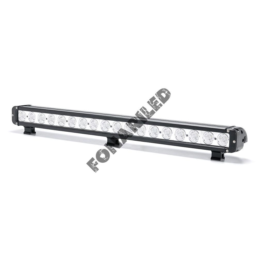 Светодиодная балка 180W spot (дальний свет (длина 76 см)