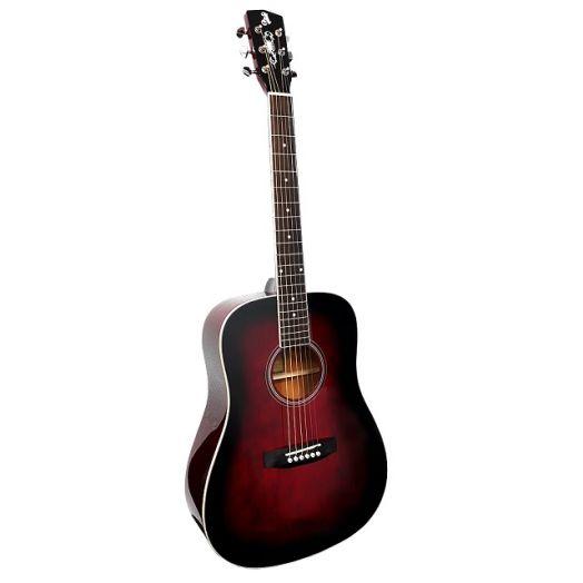 ALICANTE TITANIUM WR Гитара акустическая с широким грифом