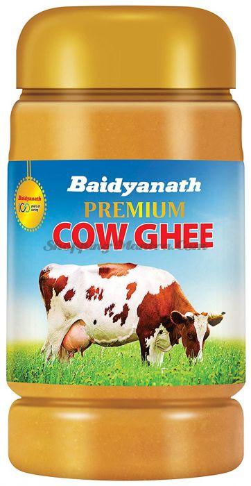 Топленое масло гхи высшего качества Байдьянатх   Baidyanath Premium Cow Ghee