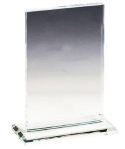 Награда из стекла  (16,5 см, нанесение  включено в стоимость)