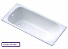 Ванна чугунная Goldman Classic 140х70