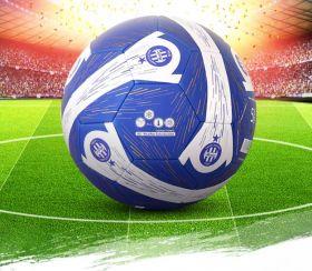 Мяч футбольный Inter Размер 5