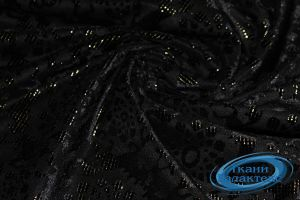 Сетка Корея флок люрекс 5617M/D#SAE-4B/C#2