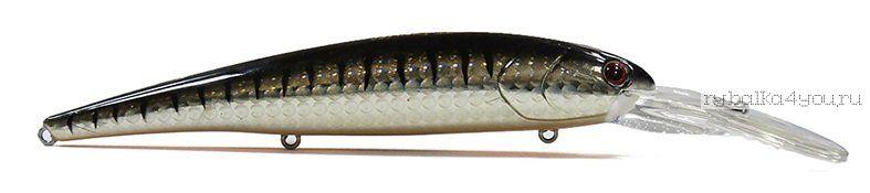Купить Воблер Hitfish TR Deep 120 мм / 19,5 гр Заглубление: 7 - 8,2 м цвет: 307