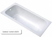 Ванна чугунная Goldman  Comfort 150х70