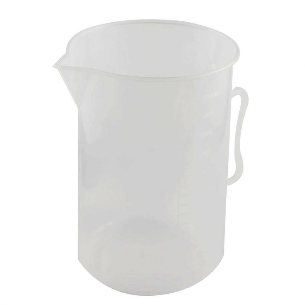 Мерная ёмкость пластиковая, 2000 мл