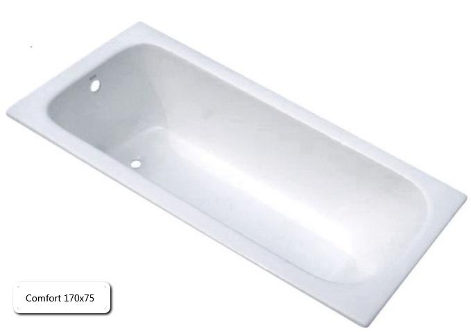 Ванна чугунная Goldman  Comfort 170х75