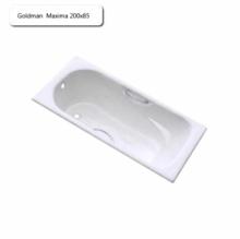 Ванна чугунная Goldman Maxima 200х85 под ручки