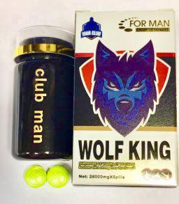Wolf King для потенции 8 таб