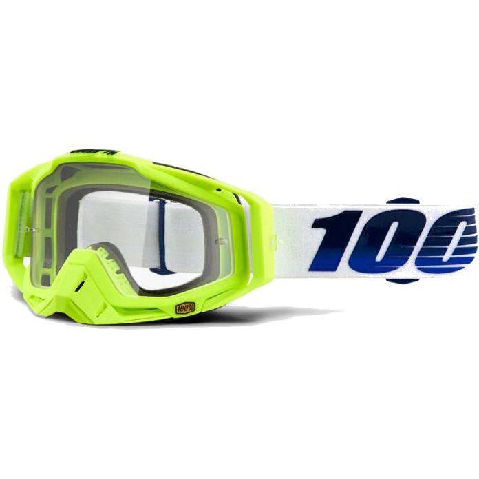 100% - Racecraft GP21 Clear Lens, очки