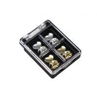 Волшебные заглушки для серёжек Magicbax, 2 пары