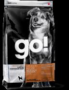 GO! Limited Ingredients Sensitivity + Shine Venison Беззерновой корм для щенков и собак со свежей олениной для чувствительного пищеварения (11,35 кг)