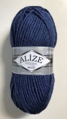 Superlana maxi (Alize) 215-черника