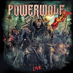 """POWERWOLF """"The Metal Mass - Live"""" [2CD]"""