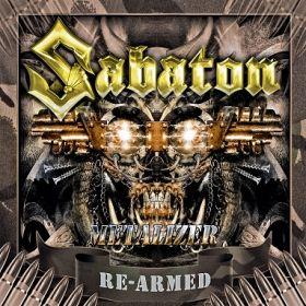"SABATON ""Metalizer Re-armed"" [2CD]"