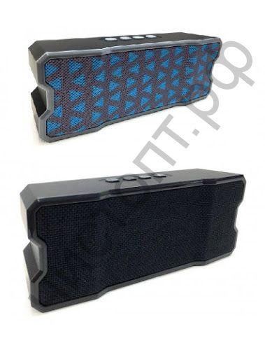 Колонка универс.с радио CHARGE SLC-060i Bluetooth USB 4 динамика аккумулятор аналог JBL СУПЕРЦЕНА !!!