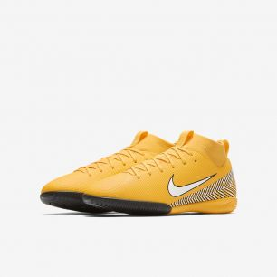 Детские футзалки NIKE MERCURIALX SUPERFLY 6 ACADEMY GS NJR AO2886-710 JR