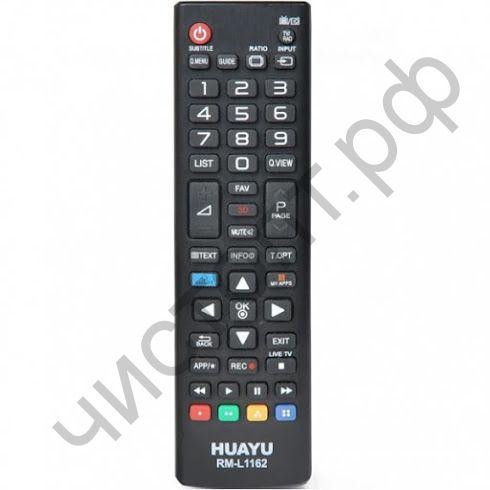 Пульт ТВ универс. HUAYU RM-L1162 (LCD/LED LG)