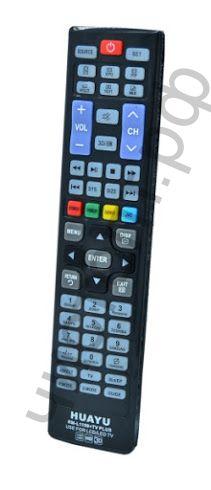 Пульт ТВ универс. HUAYU RM-L1199+TVPlus (LCD/LED)