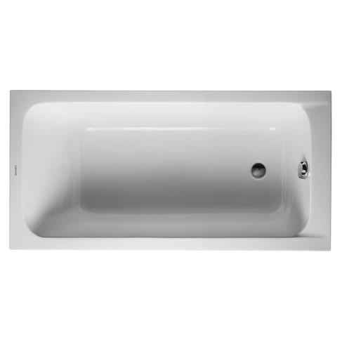 Duravit ванна D-Code 170 х 70 см 700098