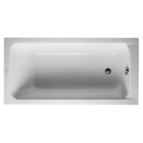 Duravit ванна D-Code 170 х 75 см 700100