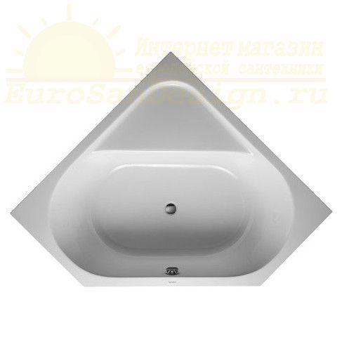 Duravit ванна D-Code 140x140 700137 ФОТО