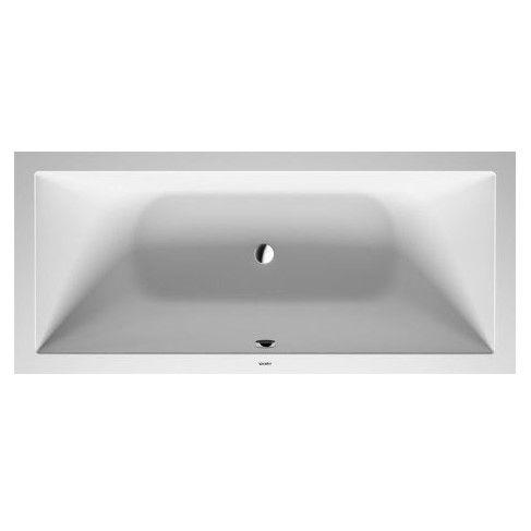 Duravit ванна DuraSquare 180x80 700429 пристенный вариант ФОТО