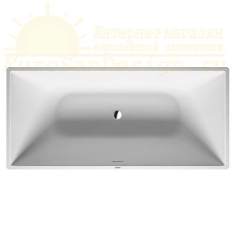 Duravit ванна DuraSquare 185x85 700430 отдельно стоящая ФОТО