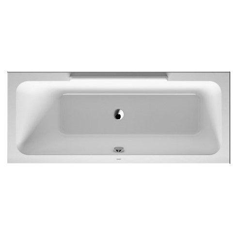 Duravit ванна с центральным сливом DuraStyle 700292 160x70 ФОТО
