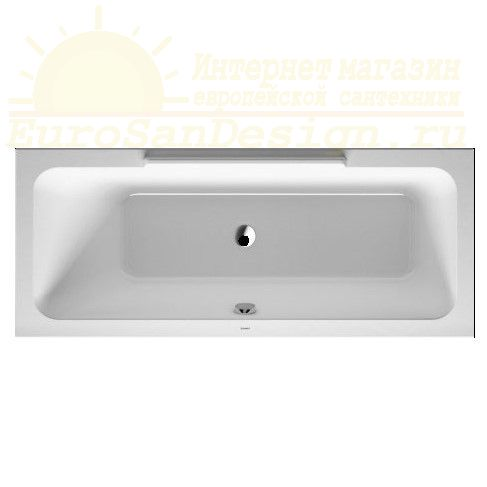 Duravit ванна DuraStyle 170x75 700296 ФОТО