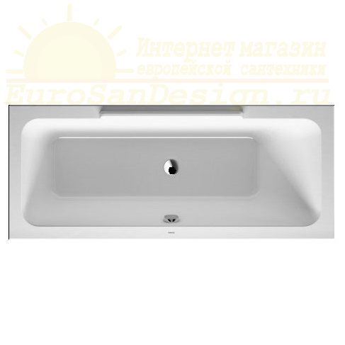 Duravit ванна DuraStyle 170x75 700297 ФОТО