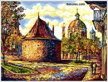 ЛПВ-2. Пороховая Башня. А3 (набор 2100 рублей) БС Солес