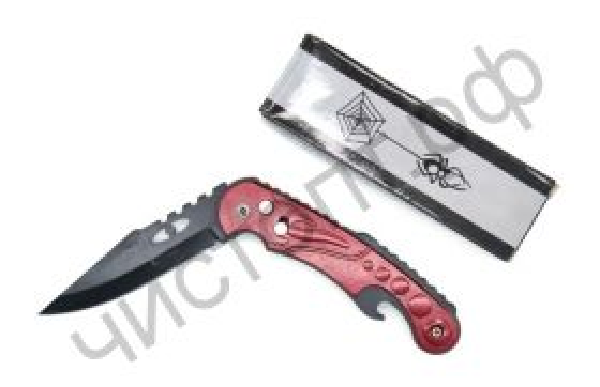 Нож перочинный PT-TRK34 (134 ) с клипсой (8/20см)