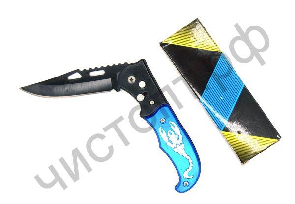Нож перочинный PT-TRK46 (146) с клипсой (8/20см)