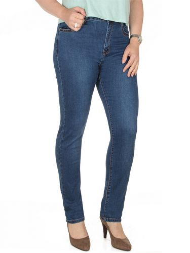 Брюки джинсовые для женщин 29-34, WJ003