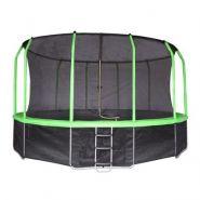 Батут Yarton Green 14ft (427 см) с защитной сеткой