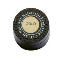 SH Эластичный гель для геометрии, золото