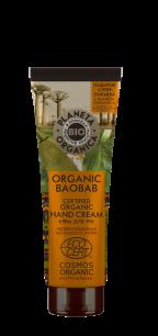 """PO"" Organic baobab Крем для рук органический, 75 мл."