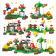 Конструктор LELE MY WORLD Марио 33216 (Аналог Lego Minecraft) 274 дет