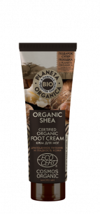 """PO"" Organic shea Крем для ног органический, 75 мл."