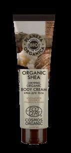 """PO"" Organic shea Крем для тела органический, 140 мл."