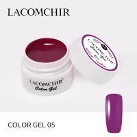 LACOMCHIR Гель-краска, фиолетовый №5