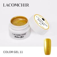 LACOMCHIR Гель-краска, золото №11
