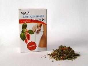 """""""Дары Памира"""" Фиточай со стевией """"Мисс слим""""с ягодами годжи, 50 гр"""